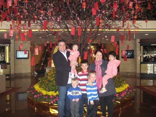 China adoptive family