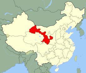 Gansu, China