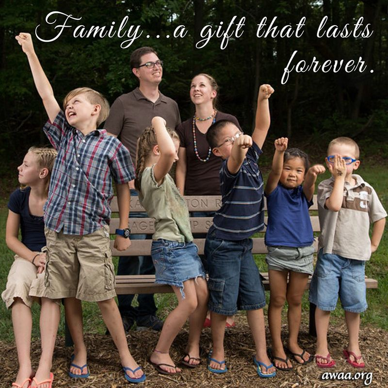 Family-a gift