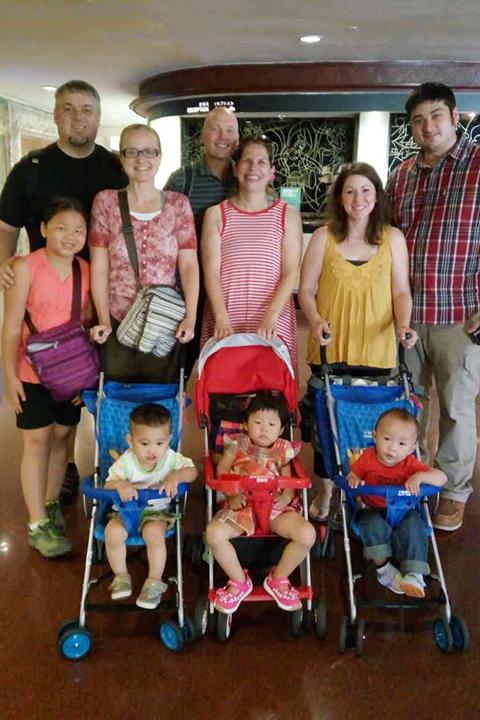 China Families 7-25-16