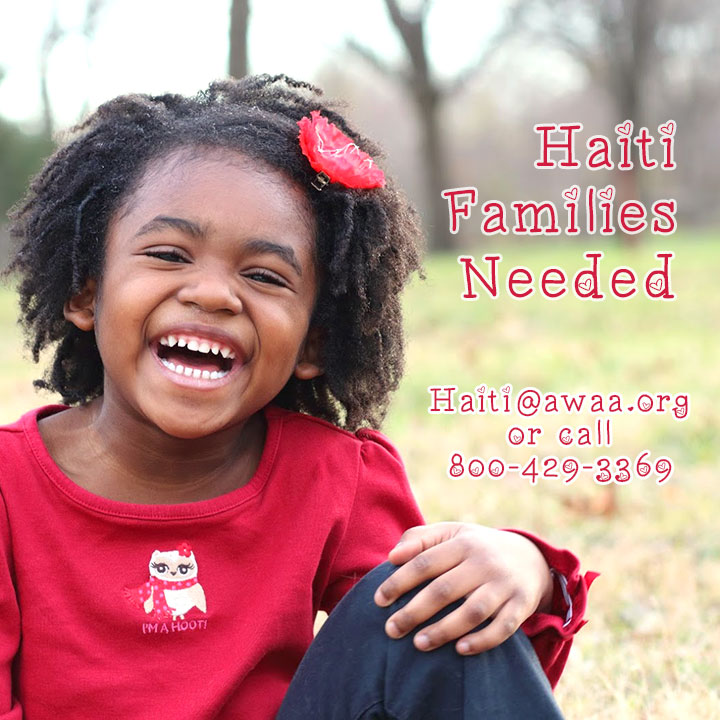 Haiti-Families-Needed